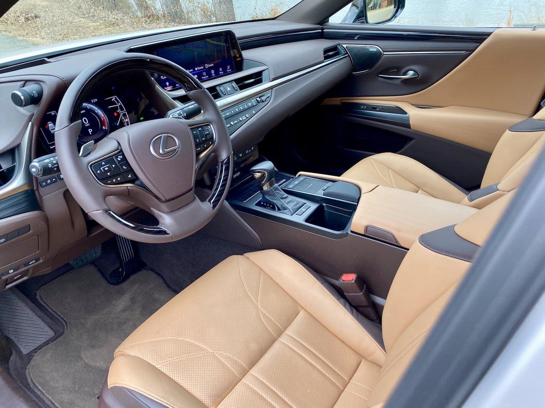 2021 Lexus ES 250 AWD