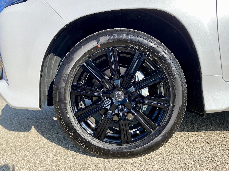 2021 Lexus LX 570 Inspiration Series