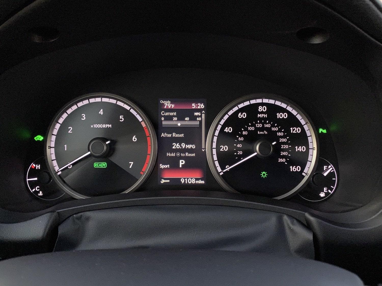 2021 Lexus NX 300h F Sport Black Line Special Edition