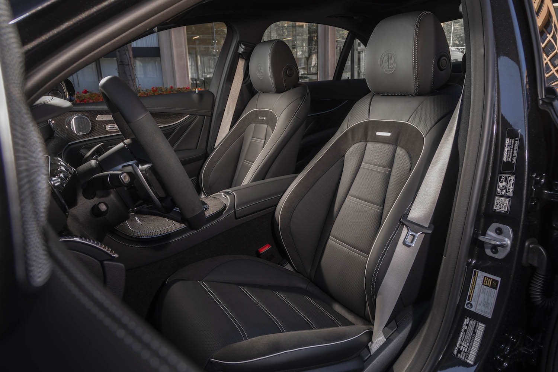 2021 Mercedes-AMG E 63 S Interior