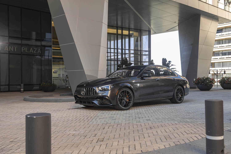 2021 Mercedes-AMG E 63 S EXTERIOR