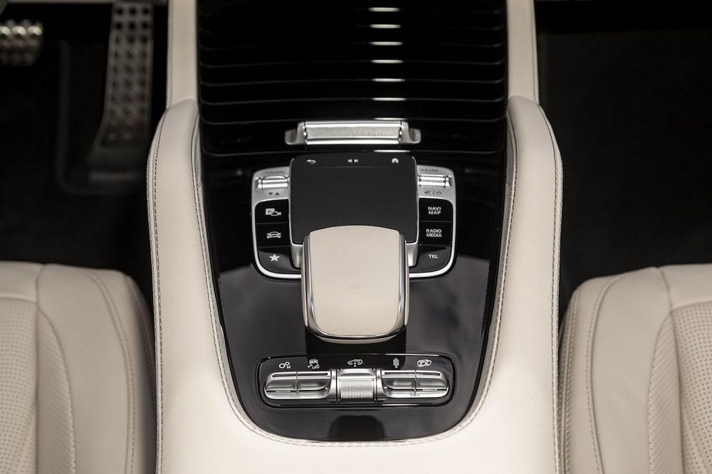 2021 Mercedes-AMG GLE 63 S Interior