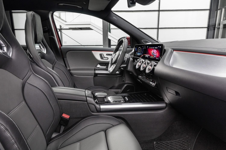 2021 Mercedes-Benz AMG GLA 35 interior