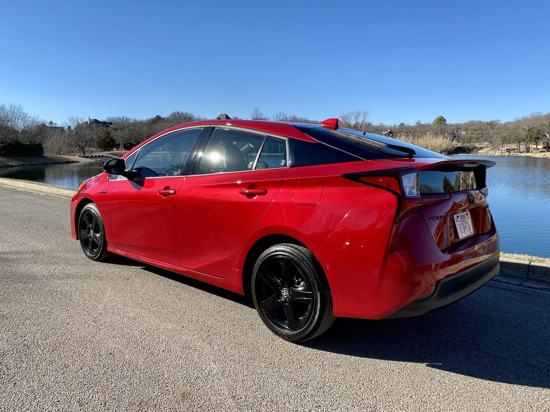 2021 Toyota Prius 2020 Edition exteriors