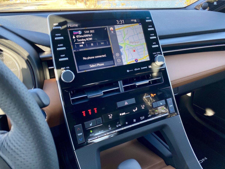 2021 Toyota Avalon XSE Hybrid