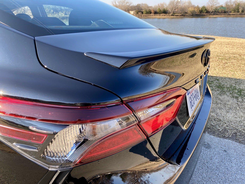 2021 Toyota Camry SE Nightshade AWD
