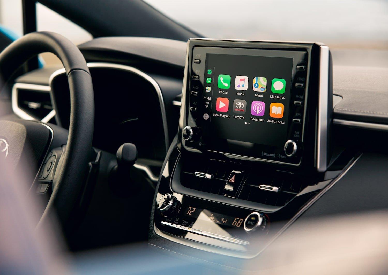 2021 Toyota Corolla SE Nightshade Edition