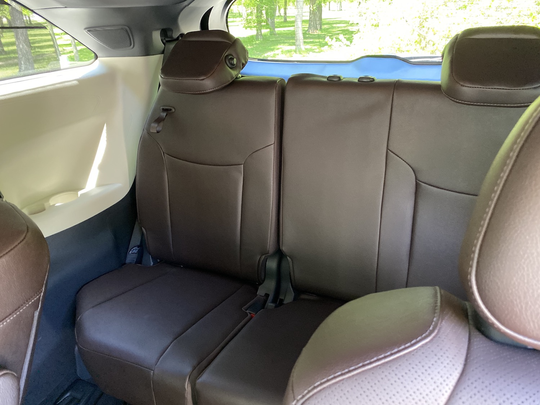 2021 Toyota Sienna Platinum AWD