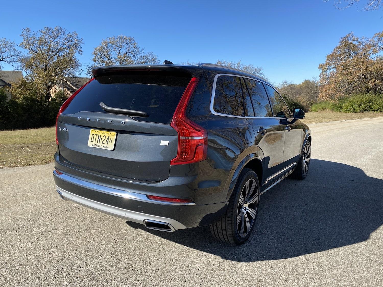 2021 Volvo XC90 Recharge exterior