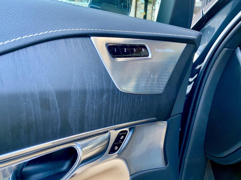 2021 Volvo XC90 Recharge interior