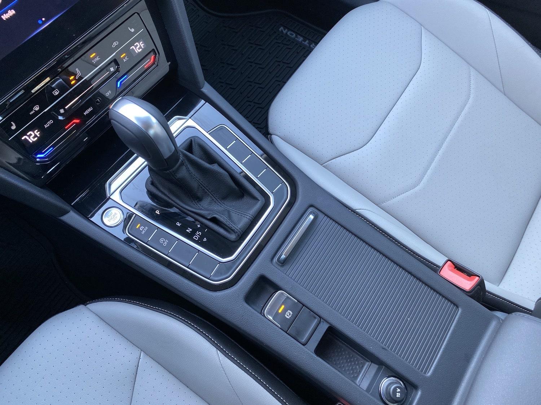 2021 VW Arteon 2.0 SE Interior
