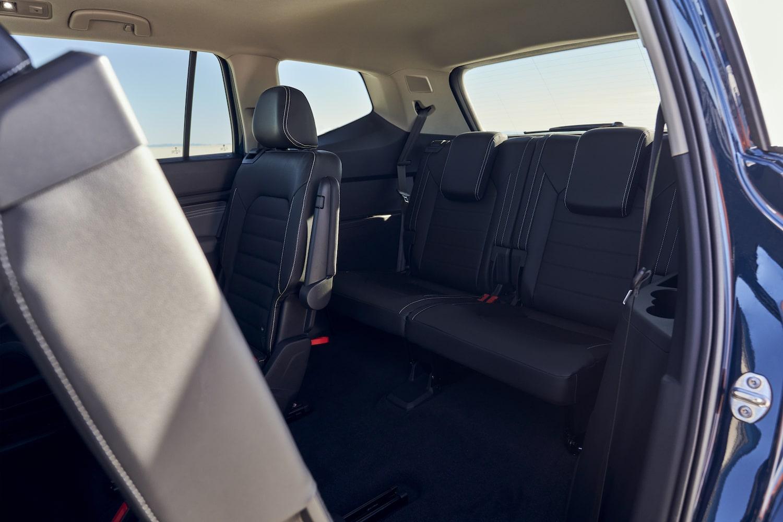 2021 VW Atlas SEL Premium R-Line interior