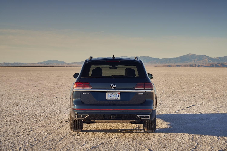 2021 VW Atlas SEL Premium R-Line exterior