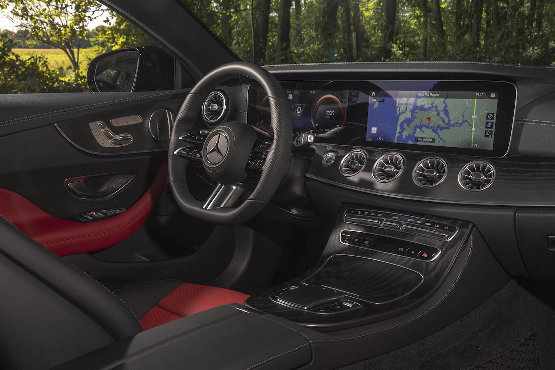 2021 Mercedes-Benz E450 4MATIC Coupe