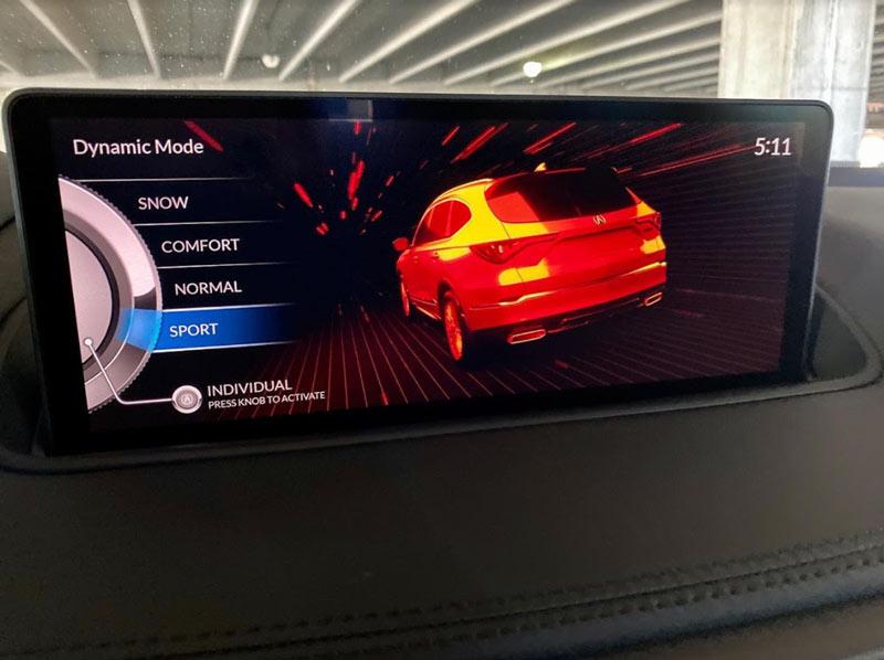 2022 Acura MDX SH-AWD
