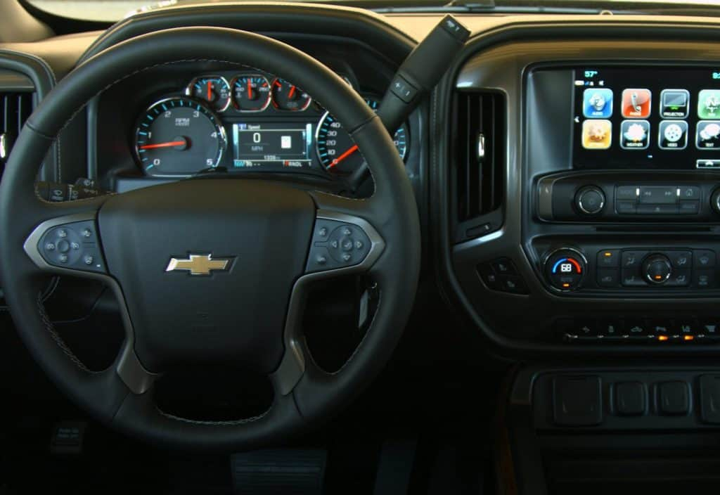 2017 Chevrolet Silverado 2500 Duramax Test Drive Photo Gallery