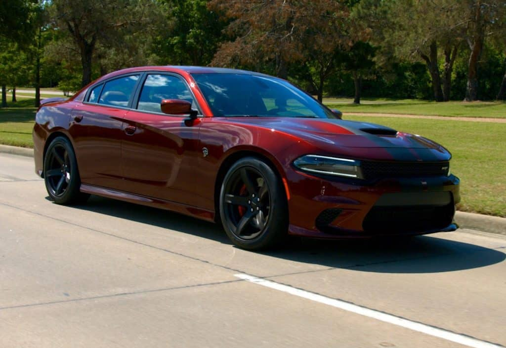 2017 Dodge Charger SRT Hellcat Test Drive Photo Gallery