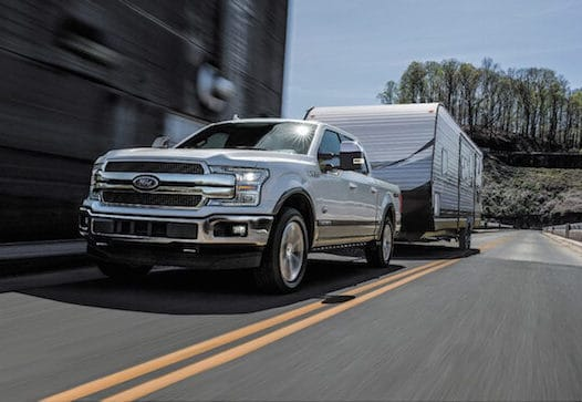 Ford Gets It Right with the First-Ever 2018 F-150 Power Stroke Diesel Photo Gallery