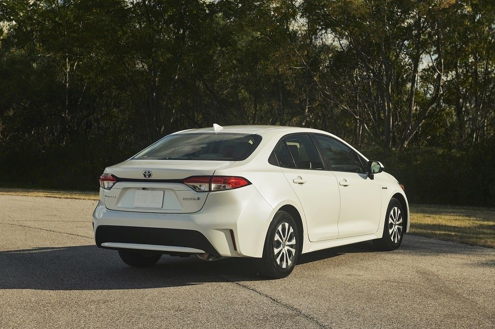 2020 Toyota Corolla Hybrid LE Exterior