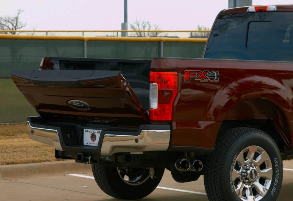 2017 Ford F-250 Power Stroke Lariat Test Drive Photo Gallery