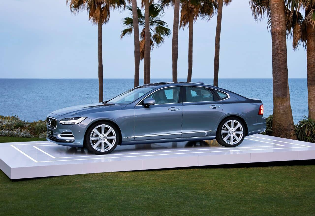 Test Drive: 2017 Volvo S90 T6 Is A Swedish Stunner Photo Gallery