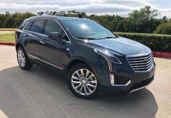 2019 Cadillac XT5 Platinum AWD Hits And Misses Photo Gallery