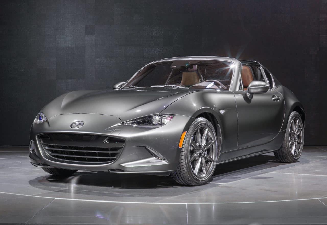 2017 Mazda MX-5 Miata RF Test Drive Photo Gallery
