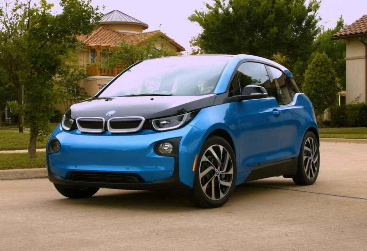 2017 BMW i3Test Drive Photo Gallery