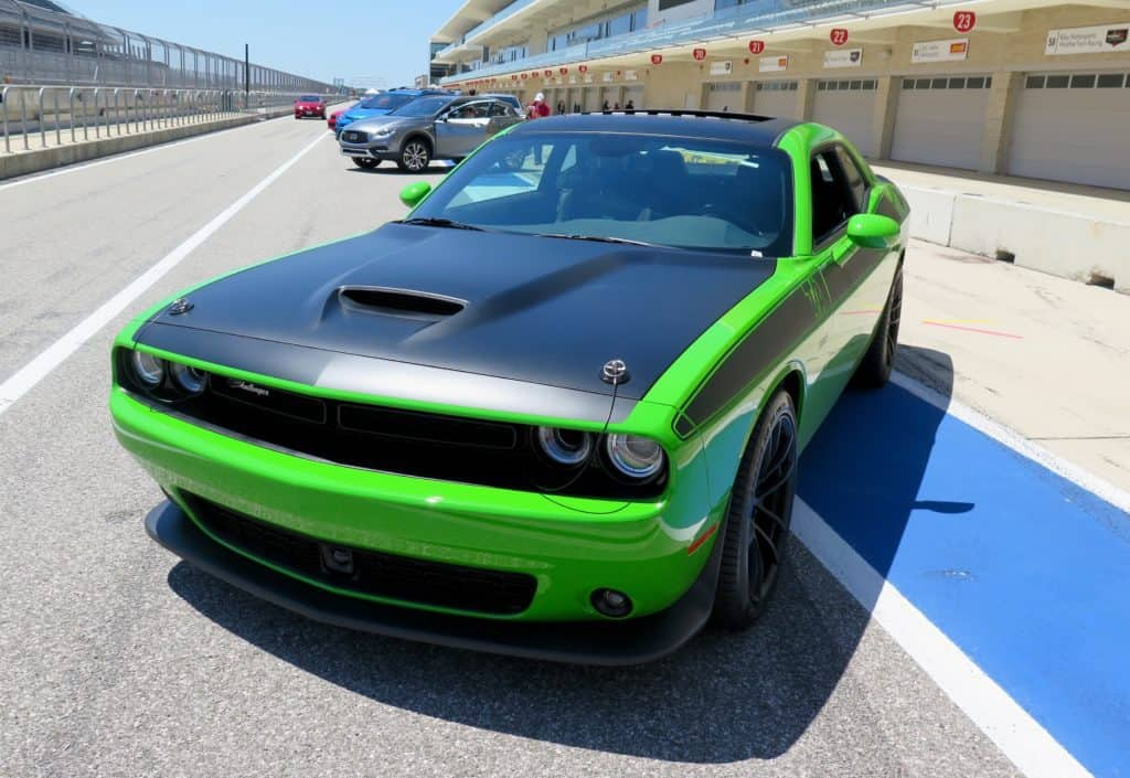 2017 Dodge Challenger T/A 392 Test Drive Photo Gallery