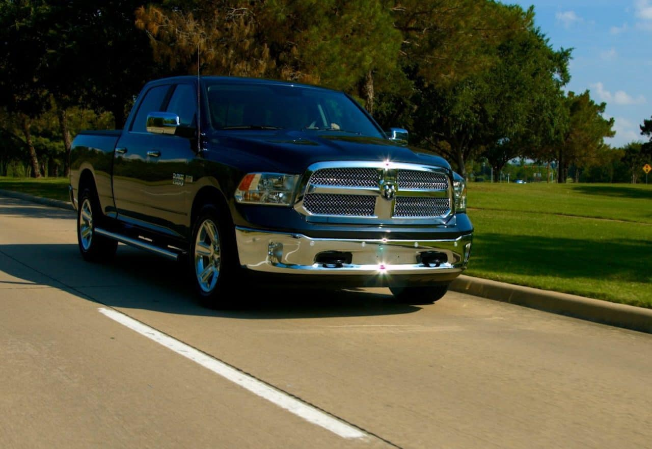 2017 Ram 1500 Lone Star Silver Edition Crew Cab Review Photo Gallery
