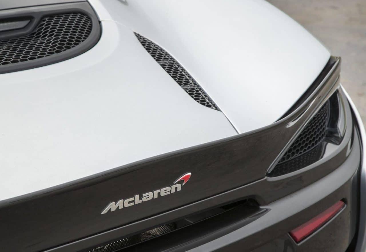 2017 McLaren 570GT Test Drive Photo Gallery
