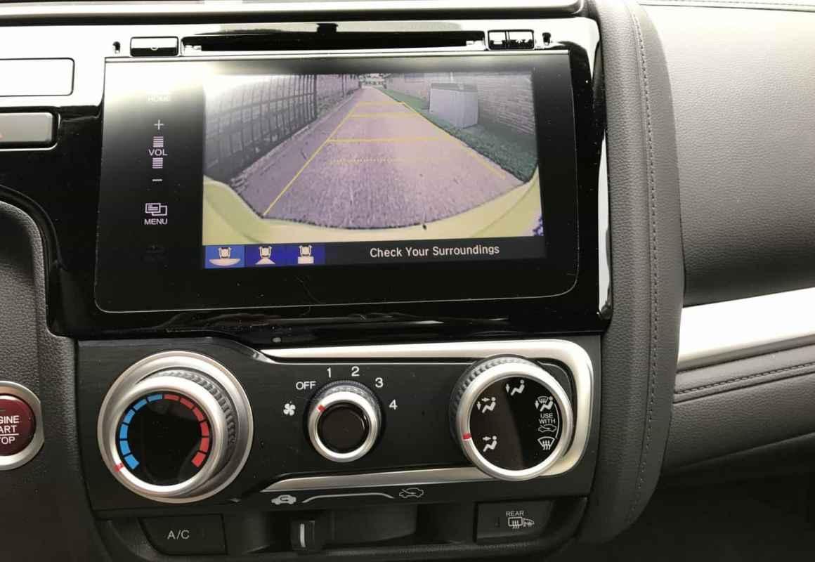 2017 Honda Fit EX-L Test Drive Photo Gallery