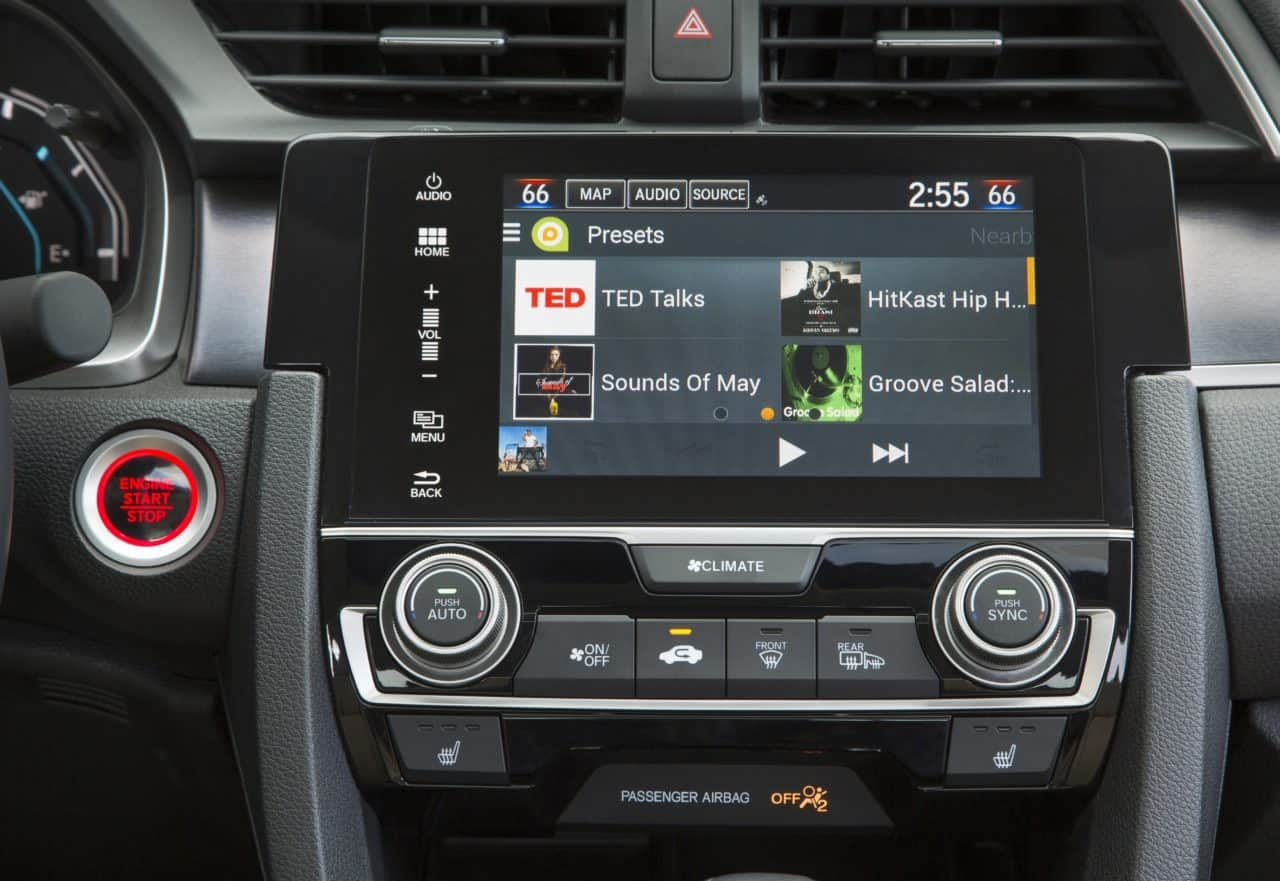 2017 Honda Civic Touring S Test Drive Photo Gallery