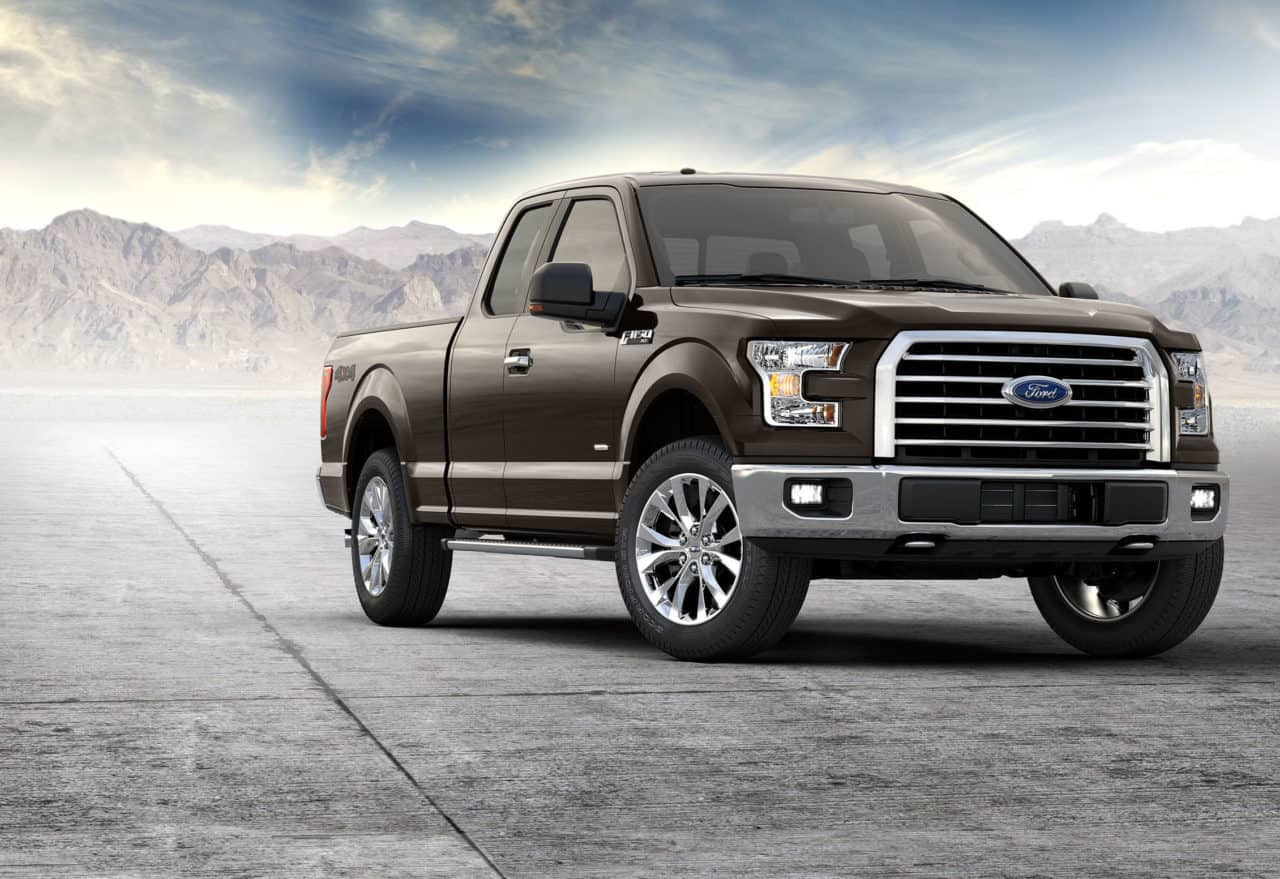 2017 Ford F-150 Sport Test Drive Photo Gallery