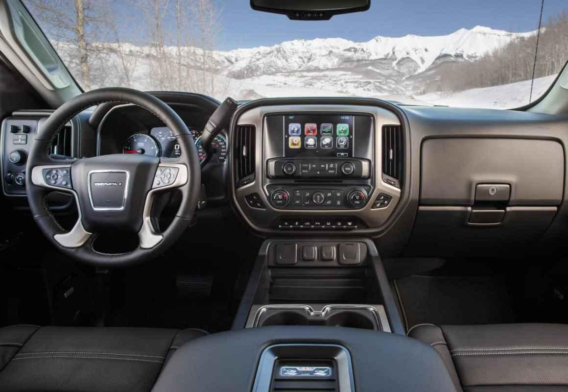 2017 GMC Sierra Denali 2500 HD Duramax Diesel Test Drive Photo Gallery