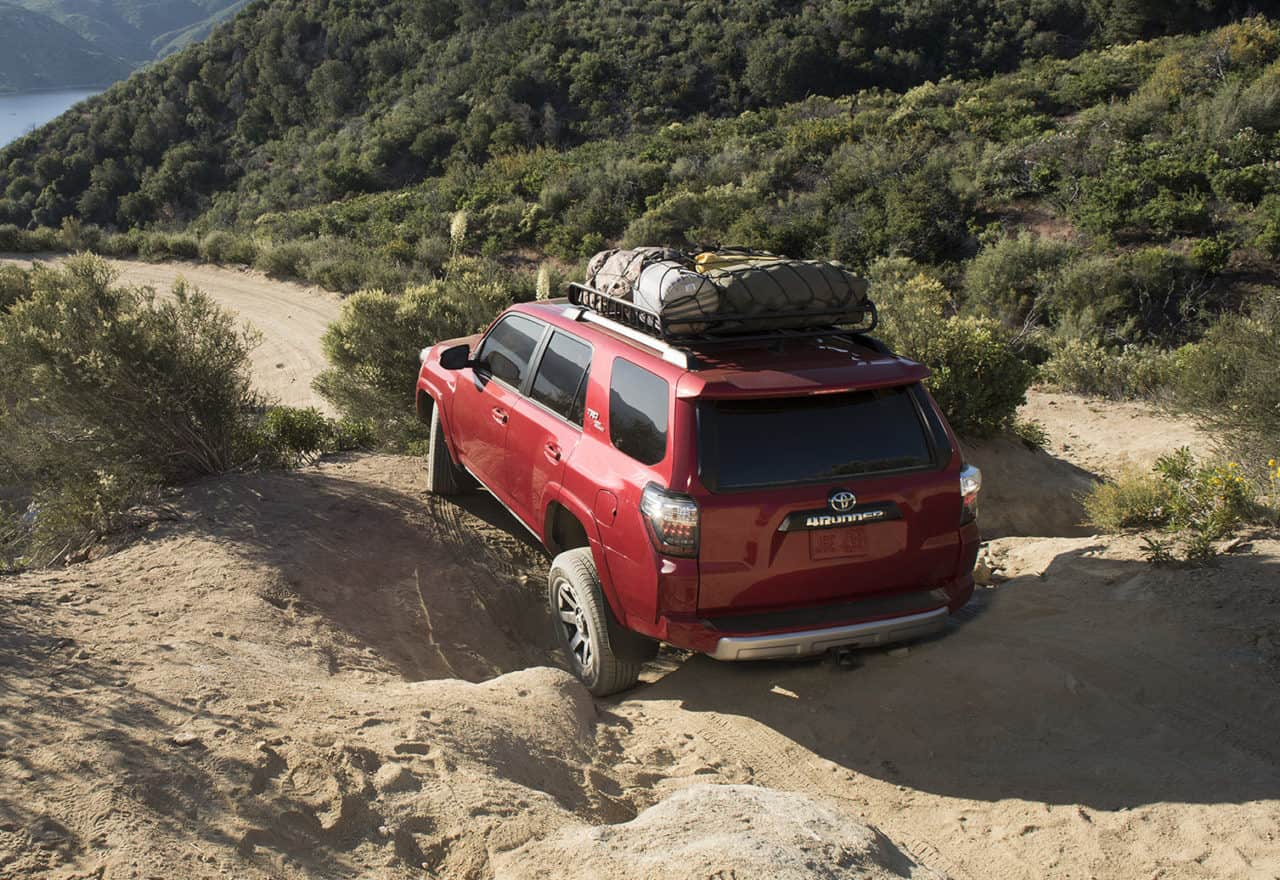 2017 Toyota 4Runner TRD Off-Road Test Drive Photo Gallery