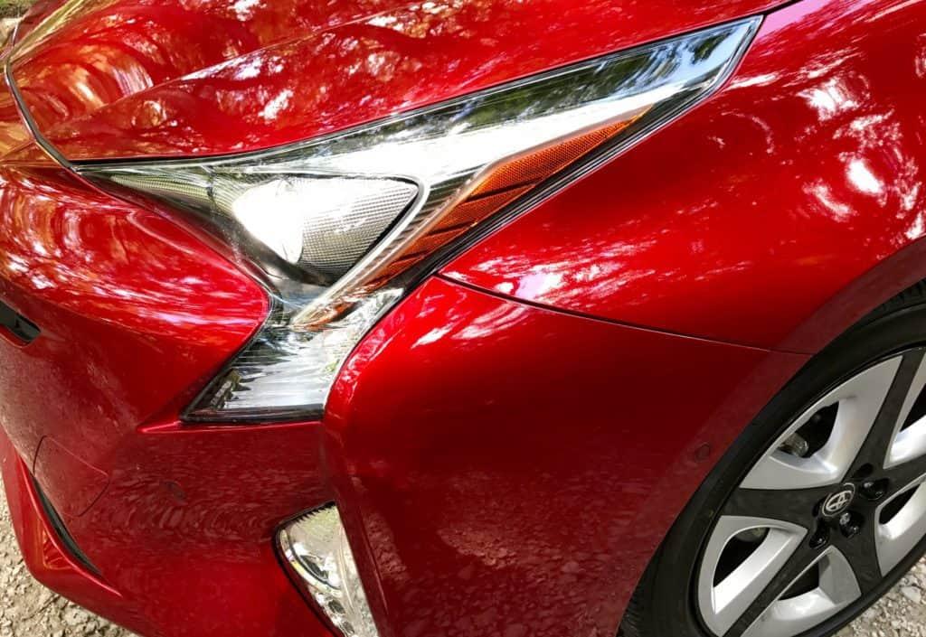 2017 Toyota Prius Four Touring Test Drive Photo Gallery