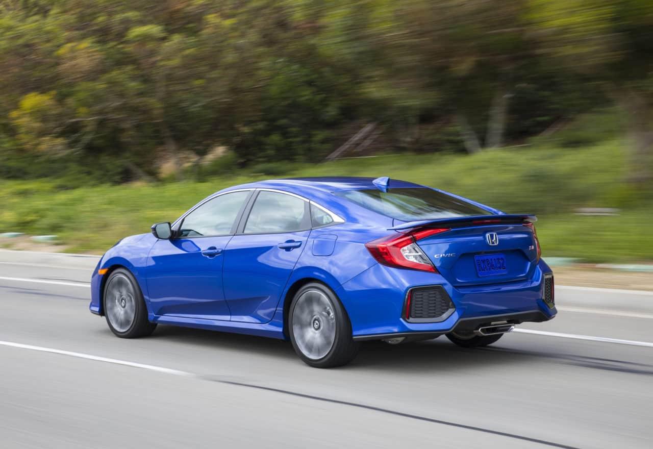 2017 Honda Civic Si Test Drive Photo Gallery