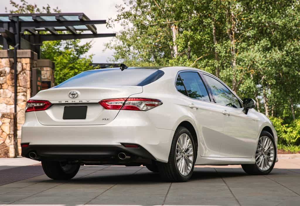 The All-New Redesigned 2018 Toyota Camry Gets It Right Photo Gallery