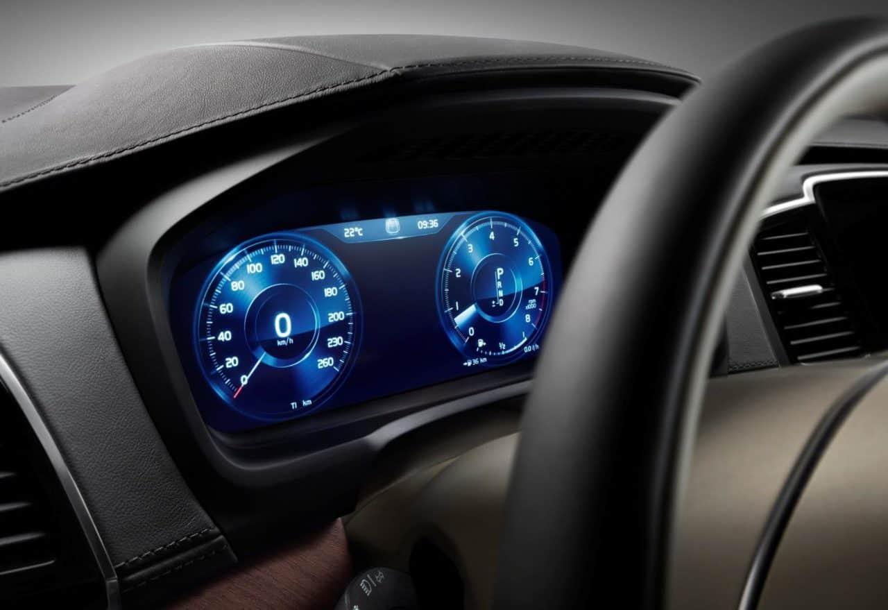 2017 Volvo XC90 T6 Inscription Test Drive Photo Gallery