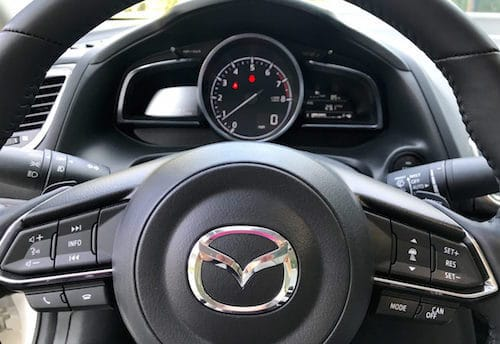2018 Mazda3 Grand Touring Review and Test Drive Photo Gallery