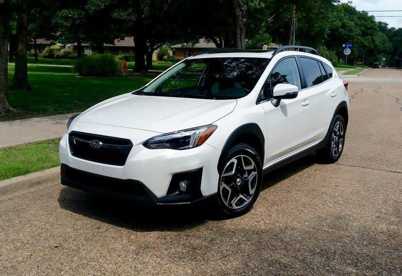 2018 Subaru Crosstrek Limited Test Drive Photo Gallery