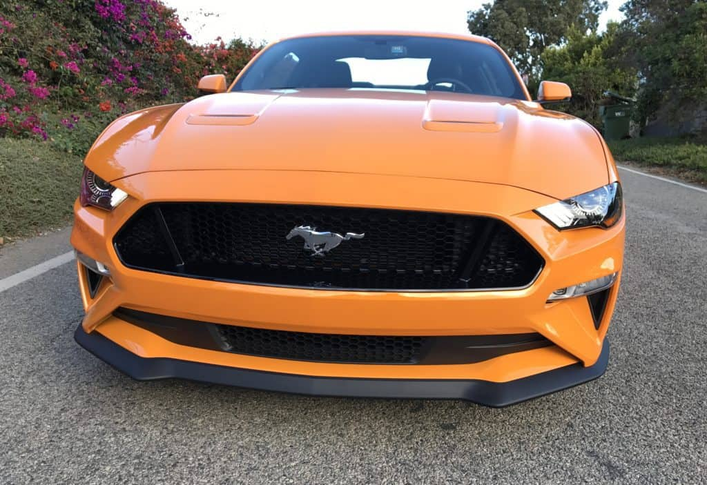 First Drive: 2018 Ford Mustang Wows With New Tech, Performance Upgrades Photo Gallery