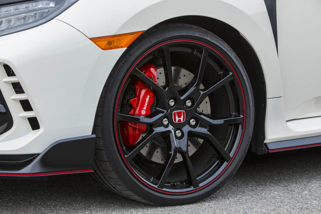 2017 Honda Civic Type R Test Drive Photo Gallery