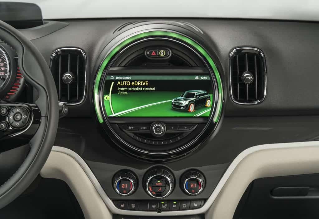 2018 Mini Cooper S E Countryman ALL-4 Test Drive Photo Gallery