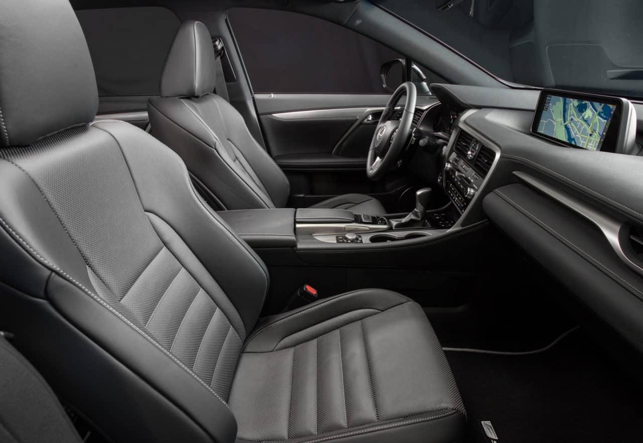 2017 Lexus RX 450h Test Drive Photo Gallery