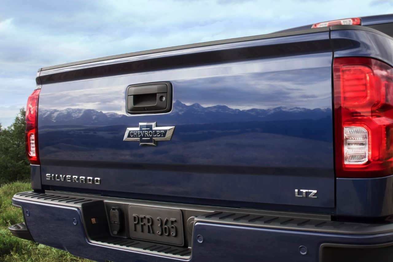 2018 Chevrolet Silverado 1500 Centennial Edition Test Drive Photo Gallery