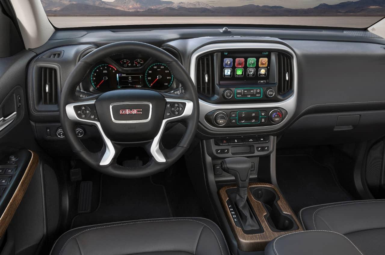 2018 GMC Canyon Denali Duramax Diesel Test Drive Photo Gallery