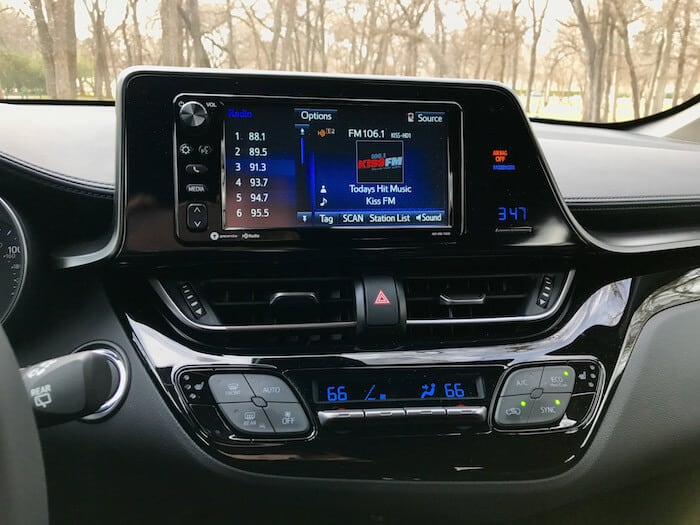 2018 Toyota C-HR XLE Premium Test Drive Photo Gallery