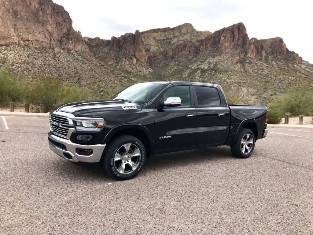 First Drive: All-New 2019 Ram 1500 Lives Up to The Hype Photo Gallery